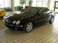 Black 2001 Mercedes-Benz CL 600