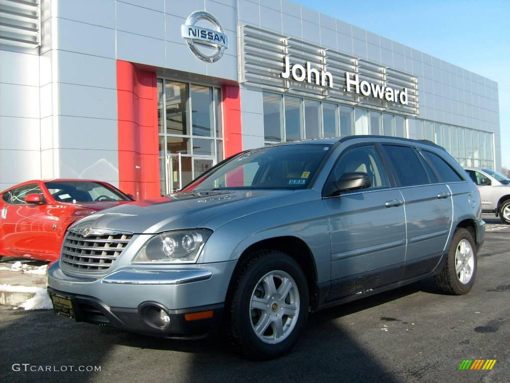 2004 butane blue pearl chrysler pacifica 23925431 car color galleries. Black Bedroom Furniture Sets. Home Design Ideas
