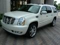 White Diamond 2008 Cadillac Escalade ESV AWD