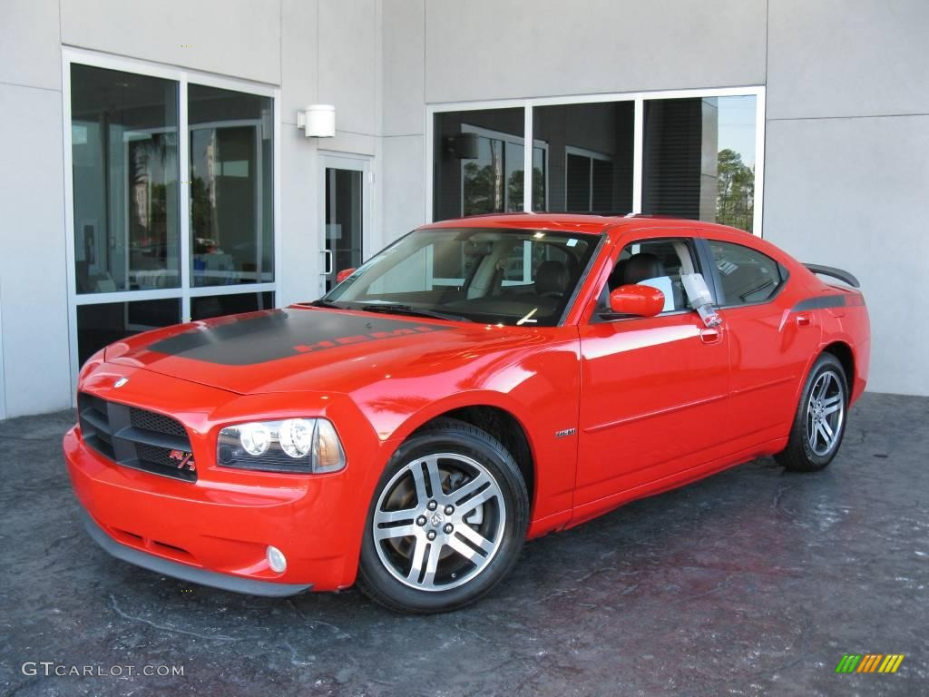 Torred dodge charger