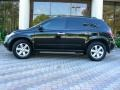 2007 Super Black Nissan Murano SL AWD  photo #5