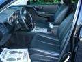 2007 Super Black Nissan Murano SL AWD  photo #9