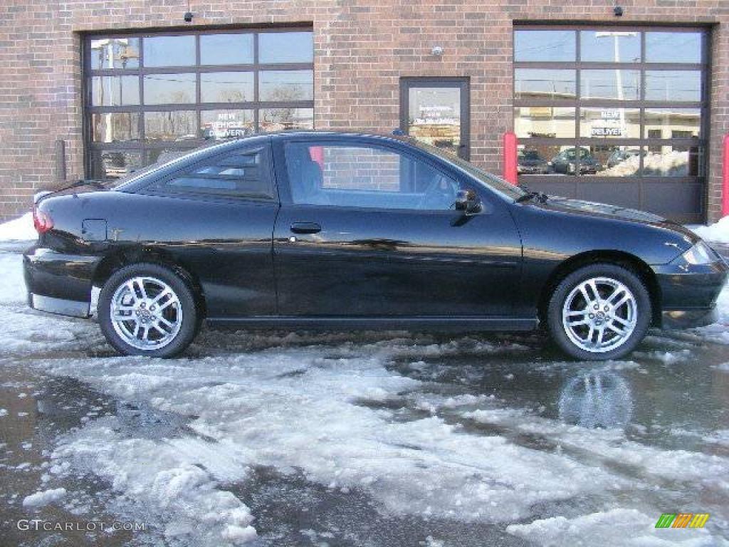 2005 black chevrolet cavalier ls sport coupe 2399424 photo 2 car color galleries. Black Bedroom Furniture Sets. Home Design Ideas