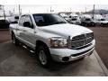 2006 Bright White Dodge Ram 1500 SLT Quad Cab 4x4  photo #2