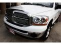 2006 Bright White Dodge Ram 1500 SLT Quad Cab 4x4  photo #15