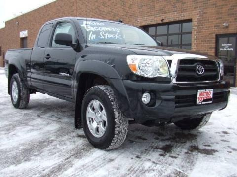 2008 toyota tacoma v6 prerunner access cab data info and specs. Black Bedroom Furniture Sets. Home Design Ideas