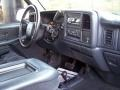 2001 Sunset Orange Metallic Chevrolet Silverado 1500 LS Extended Cab 4x4  photo #32