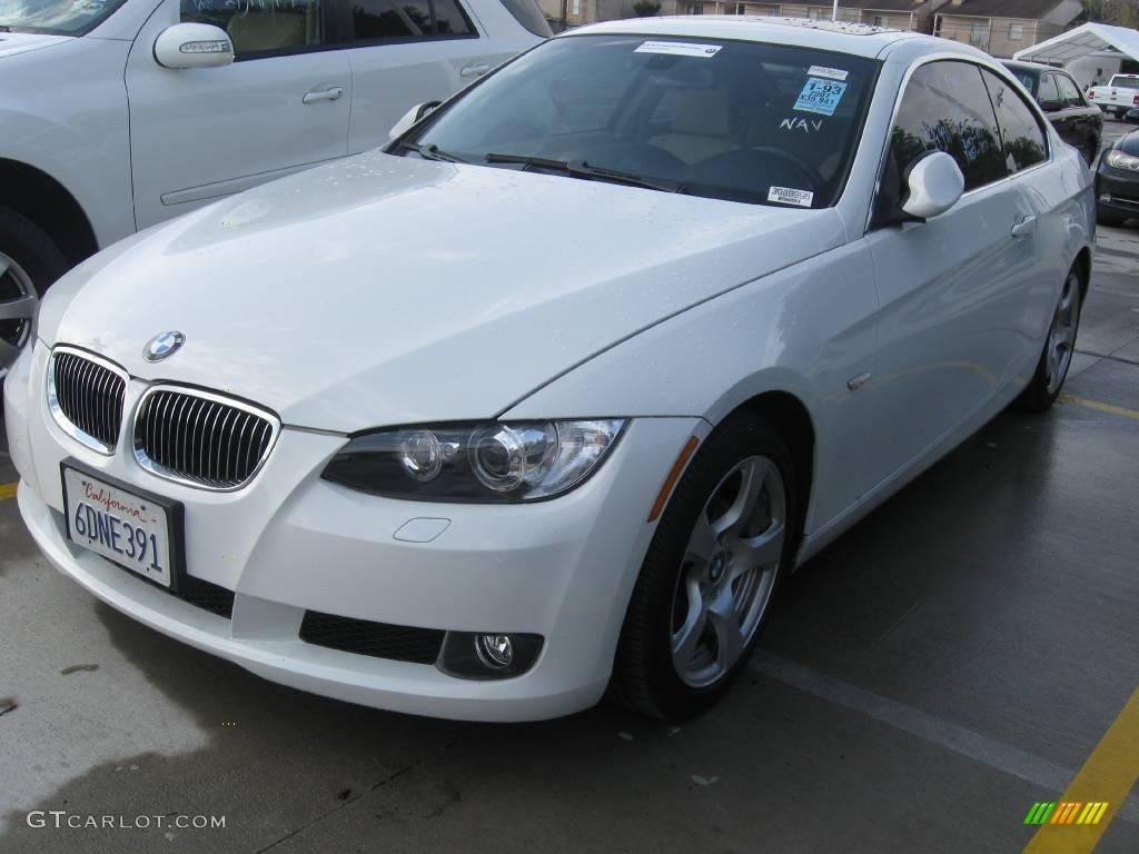 2007 Alpine White Bmw 3 Series 328i Coupe 24140935 Gtcarlot Com