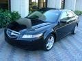 Nighthawk Black Pearl 2006 Acura TL 3.2