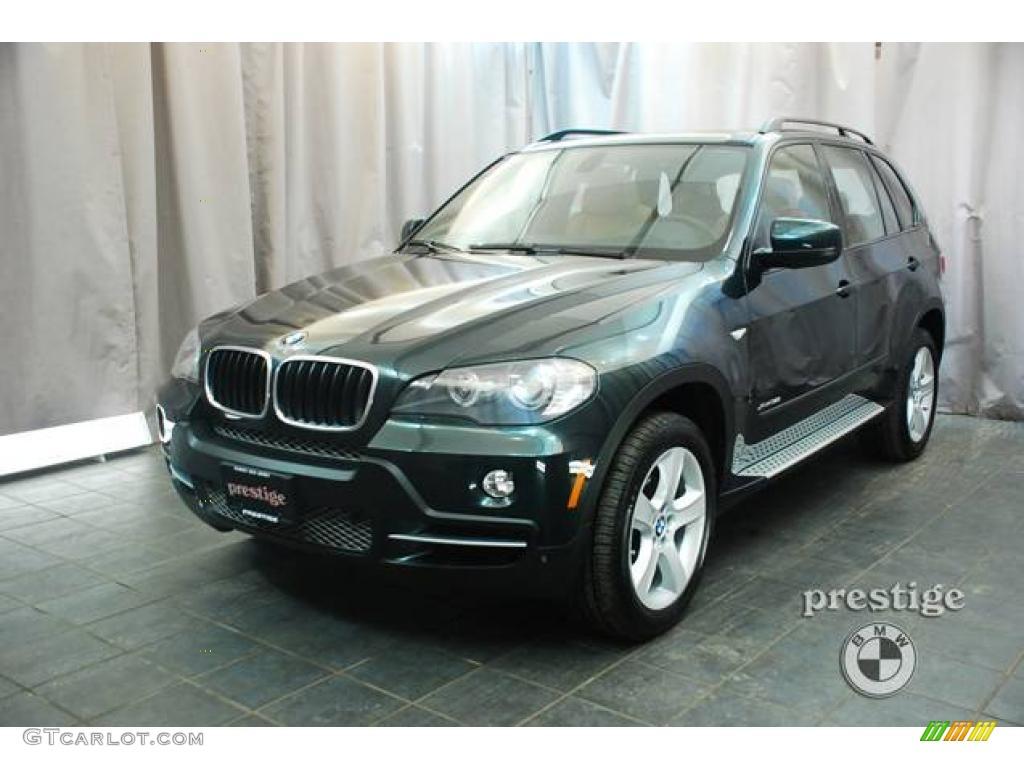 2009 Deep Green Metallic BMW X5 XDrive30i 24125304