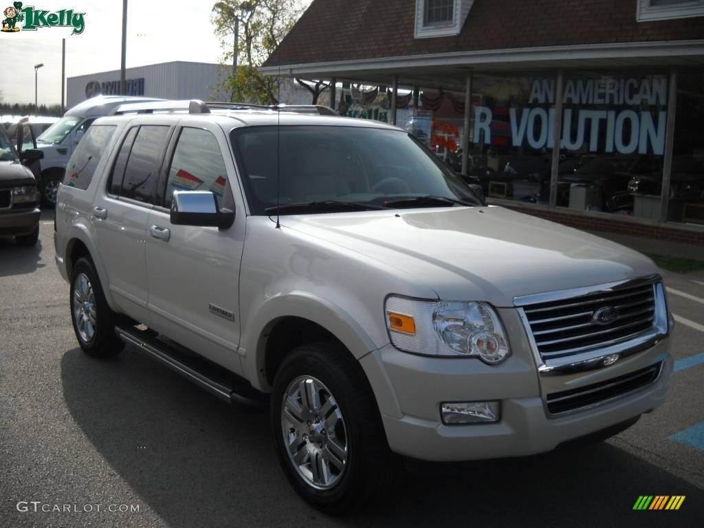 2006 Silver Birch Metallic Ford Explorer Limited 4x4 24197818