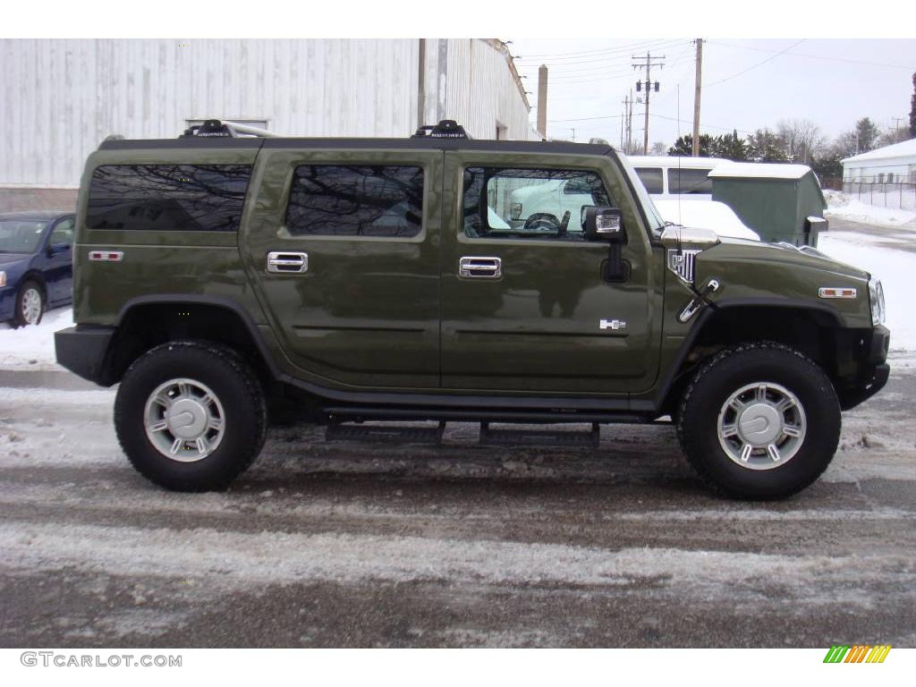 2004 sage green metallic hummer h2 suv 24208053 photo 6 sage green metallic hummer h2 vanachro Image collections