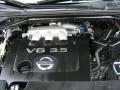 2007 Super Black Nissan Murano SL  photo #26