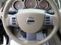 2007 Super Black Nissan Murano SL  photo #47