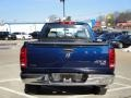 2006 Patriot Blue Pearl Dodge Ram 1500 SLT Quad Cab 4x4  photo #4
