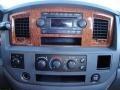 2006 Patriot Blue Pearl Dodge Ram 1500 SLT Quad Cab 4x4  photo #20