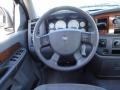 2006 Patriot Blue Pearl Dodge Ram 1500 SLT Quad Cab 4x4  photo #24