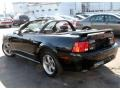 2002 Black Ford Mustang GT Convertible  photo #7
