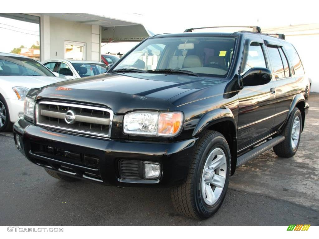 2002 super black nissan pathfinder le 24264896 gtcarlot com car color galleries gtcarlot com
