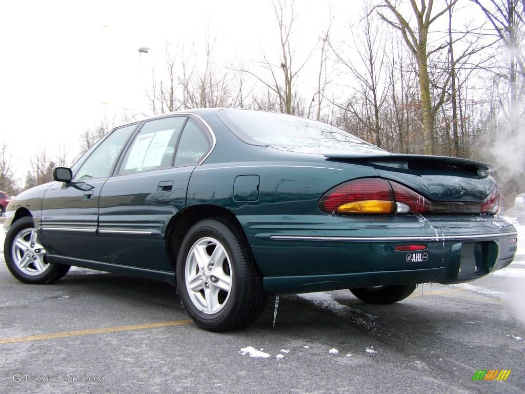 1998 emerald green metallic pontiac bonneville se 24250974 photo 4 gtcarlot com car color galleries gtcarlot com