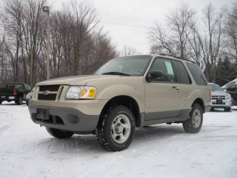 2003 Ford Explorer Sport XLS 4x4 Data, Info and Specs