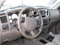 2007 Inferno Red Crystal Pearl Dodge Ram 3500 SLT Mega Cab 4x4  photo #14