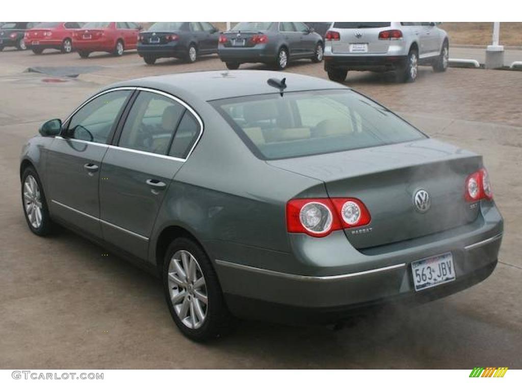 2006 Granite Green Metallic Volkswagen Passat 2 0t Sedan
