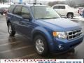 2009 Sport Blue Metallic Ford Escape XLT V6 4WD  photo #4