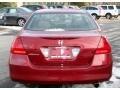 Moroccan Red Pearl - Accord SE Sedan Photo No. 6