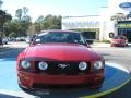 2007 Redfire Metallic Ford Mustang GT Premium Coupe  photo #8