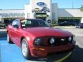 2007 Redfire Metallic Ford Mustang GT Premium Coupe  photo #9
