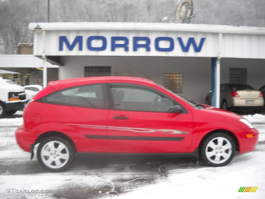 2002 infra red ford focus zx3 coupe 24387582 gtcarlot. Black Bedroom Furniture Sets. Home Design Ideas