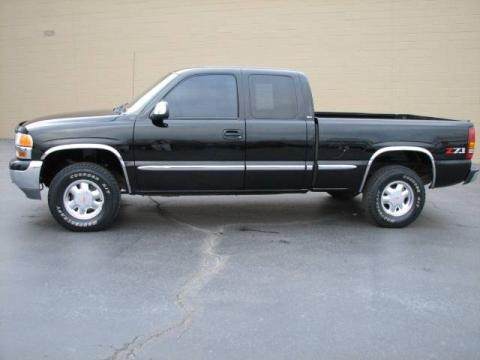 2000 gmc sierra 1500 sl extended cab 4x4 data info and specs. Black Bedroom Furniture Sets. Home Design Ideas