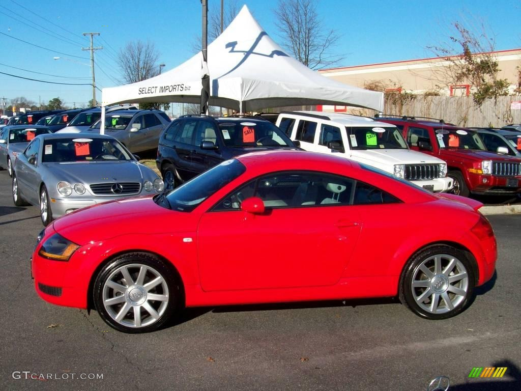 2002 amulet red audi tt 1 8t quattro coupe 2431300 photo 3 car color galleries. Black Bedroom Furniture Sets. Home Design Ideas
