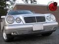 Brilliant Silver Metallic 1998 Mercedes-Benz E 430 Sedan