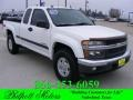 Summit White - Colorado Z71 Extended Cab Photo No. 1