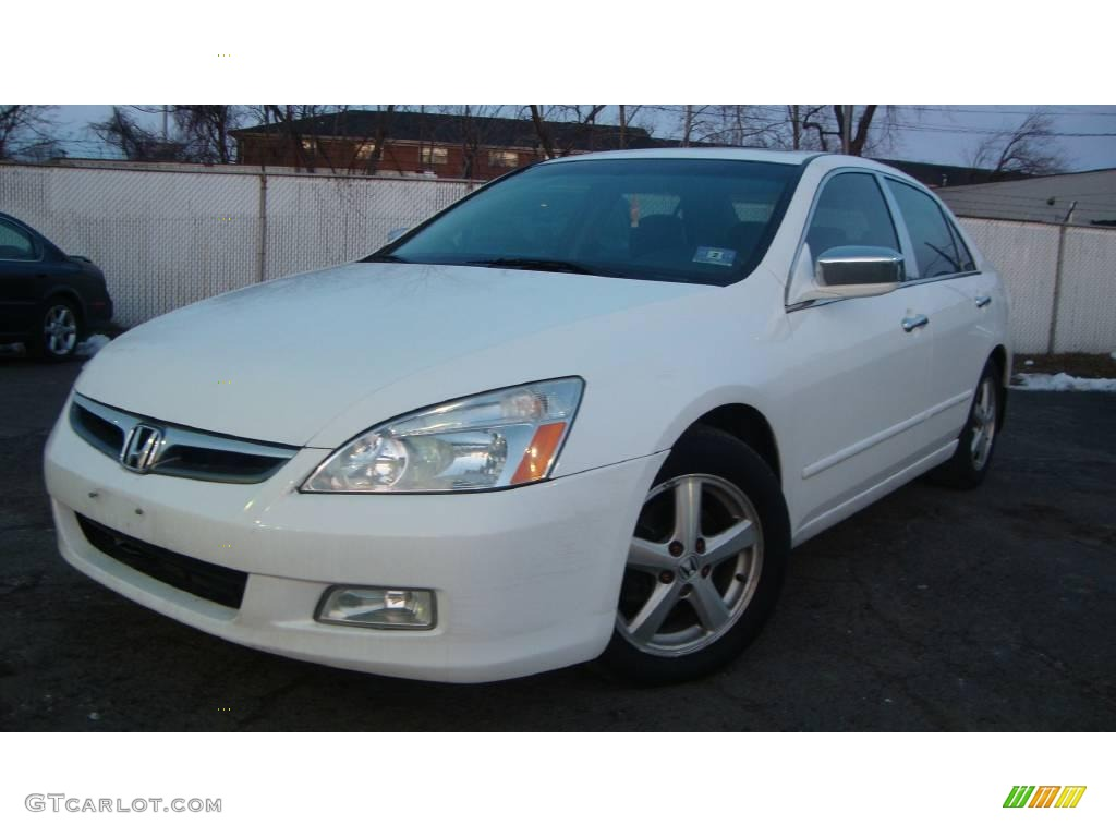 2003 taffeta white honda accord ex v6 sedan 24436645. Black Bedroom Furniture Sets. Home Design Ideas