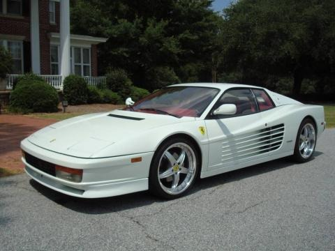 1991 Ferrari Testarossa Data Info And Specs Gtcarlotcom