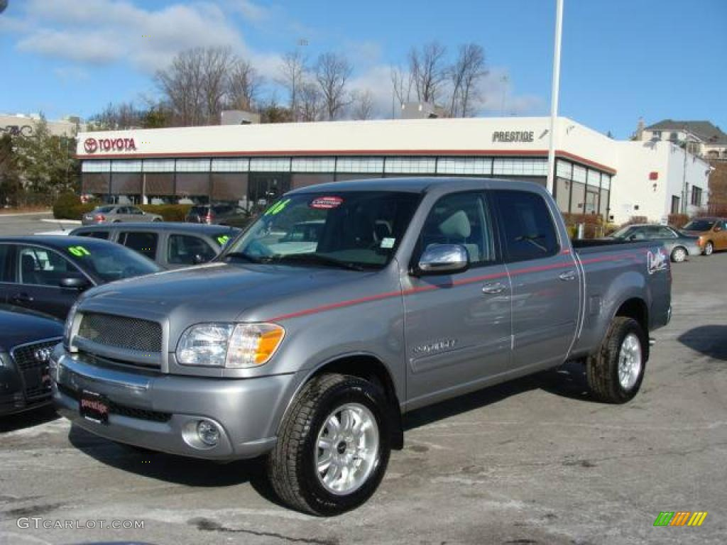 Silver Sky Metallic 2006 Toyota Tundra Darrell Waltrip Double Cab 4x4 Exterior Photo 24470665