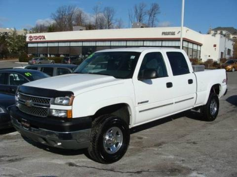 2005 chevrolet silverado 2500hd work truck crew cab 4x4 data info and specs. Black Bedroom Furniture Sets. Home Design Ideas