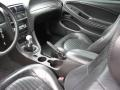 2001 Dark Highland Green Ford Mustang Bullitt Coupe  photo #19