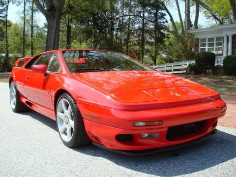 Corvette Stingray Replica on 2001 Lotus Esprit V8 Prices
