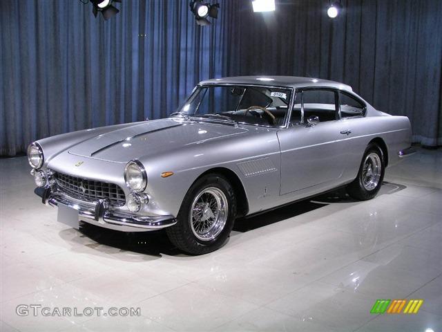 Silver 1963 Ferrari 250 Gte Standard 250 Gte Model Exterior Photo 244858 Gtcarlot Com