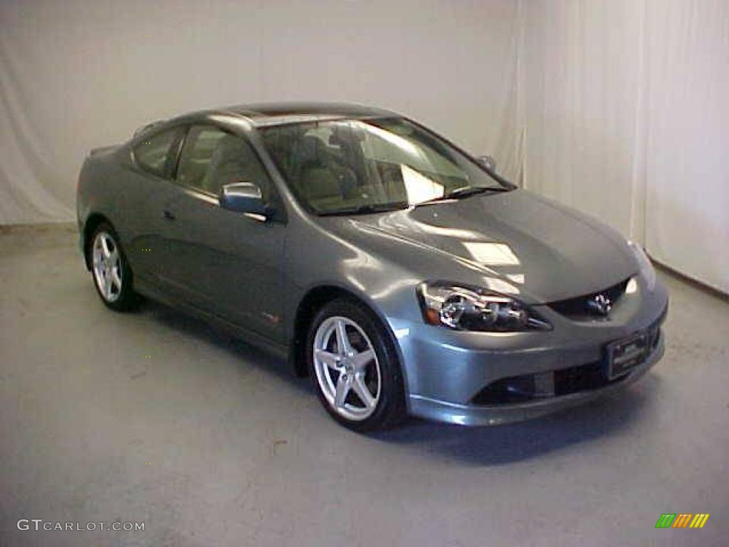 2006 Magnesium Metallic Acura RSX Type S Sports Coupe #24493485