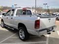 2006 Bright Silver Metallic Dodge Ram 1500 Laramie Quad Cab 4x4  photo #5