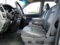 2006 Bright Silver Metallic Dodge Ram 1500 Laramie Quad Cab 4x4  photo #18