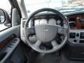 2006 Bright Silver Metallic Dodge Ram 1500 Laramie Quad Cab 4x4  photo #31