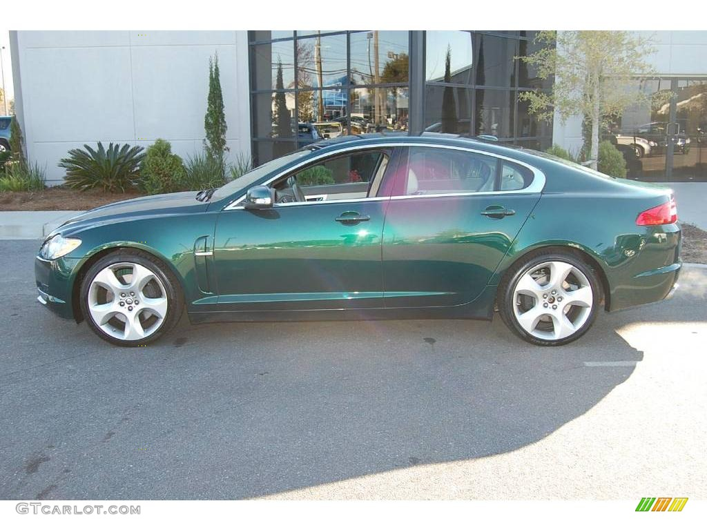 Jaguar Emerald Fire Emerald Fire Metallic