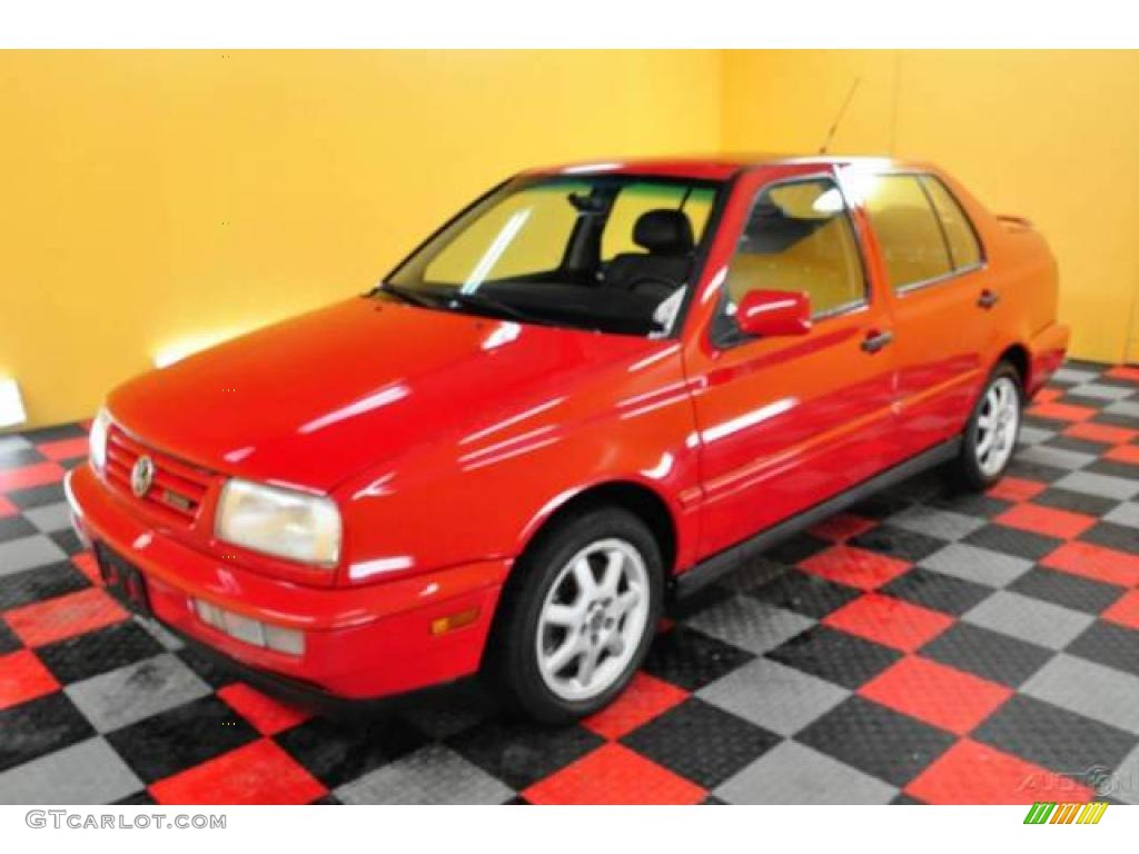 1998 tornado red volkswagen jetta glx vr6 sedan 24493369 photo 3 gtcarlot com car color galleries gtcarlot com