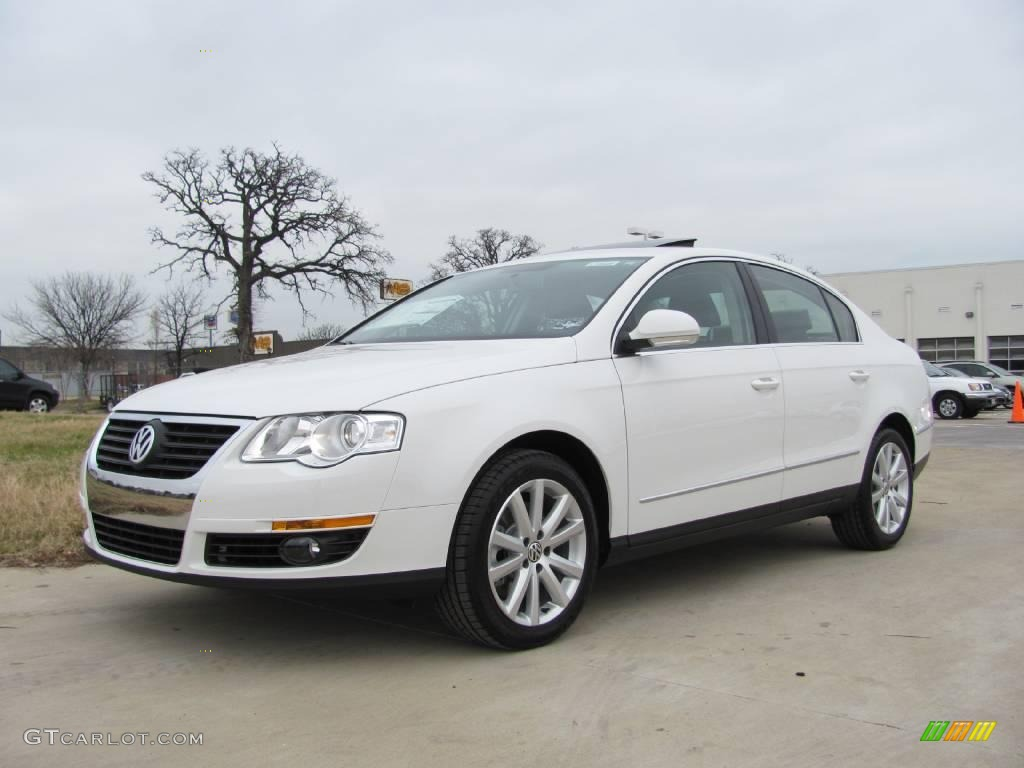 2010 candy white volkswagen passat komfort sedan 24493203 car color galleries. Black Bedroom Furniture Sets. Home Design Ideas
